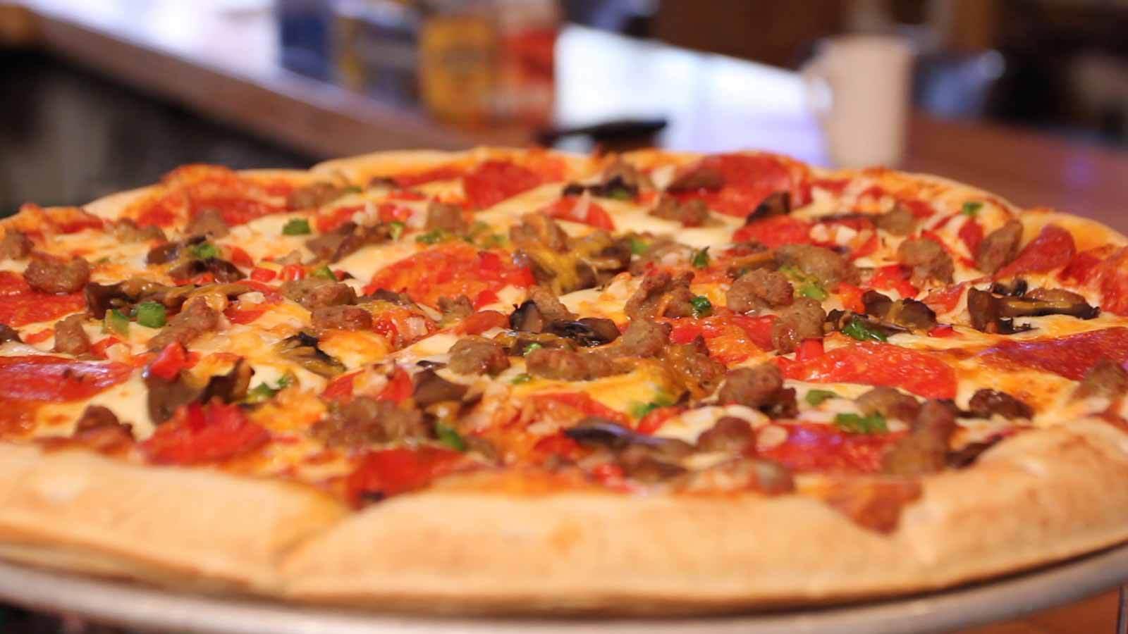 Krazy K's Pizza