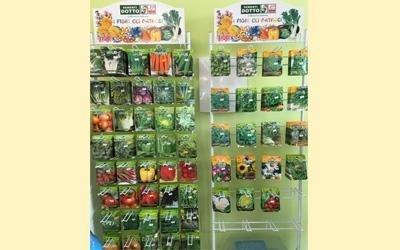 Sementi per fiori e piante