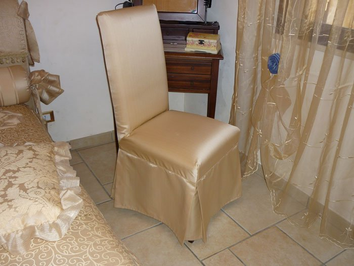 restauro di sedie