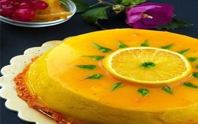 Torta arancia Roma