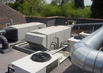 Ventilation design