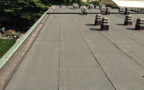 copertura tetti edifici
