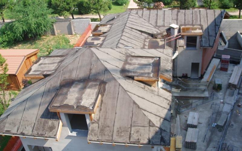 ristrutturazione copertura edifici