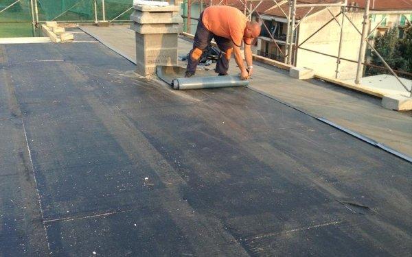 operazioni rifacimento tetto