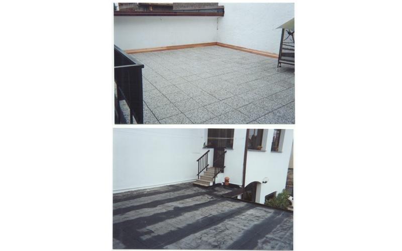 terrazzi e pavimenti