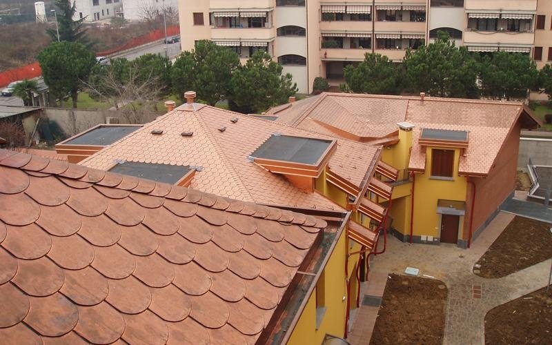 copertura tetti canadesi
