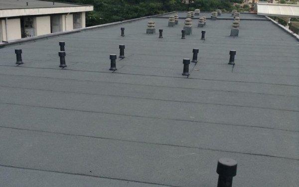 copertura tetti piatti