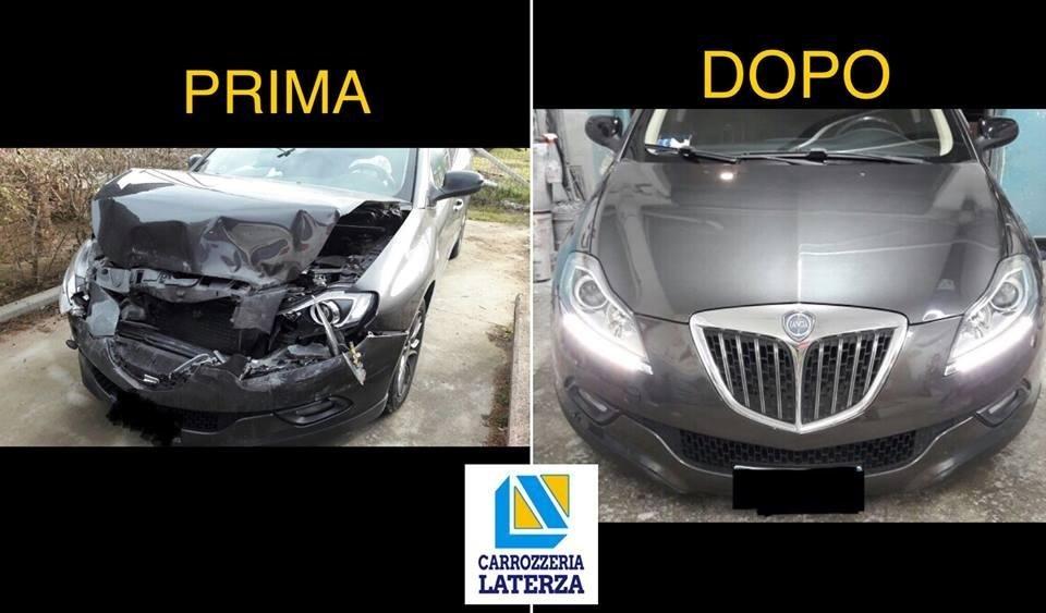 ripararzione auto