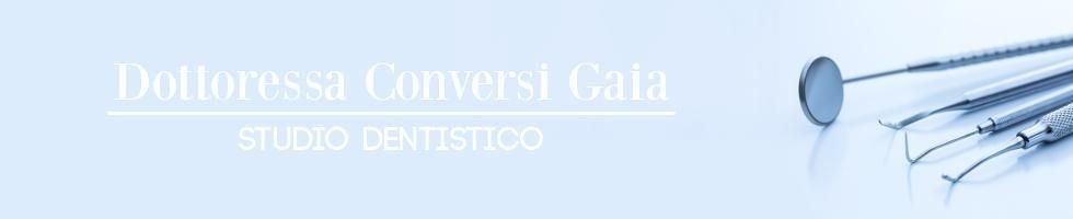 Dottoressa Conversi Gaia