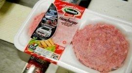 carne di faraona, carne di galletto, carne bovina, hamburger Amadori, Viterbo
