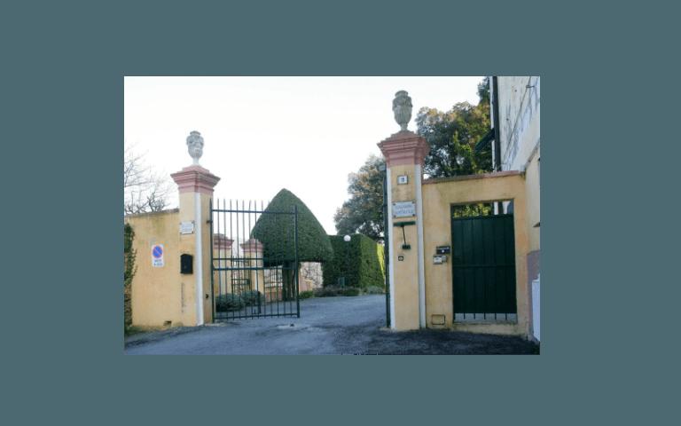 ingresso struttura anziani