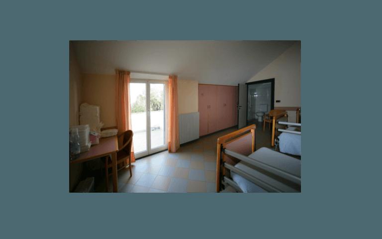 stanza doppia anziani