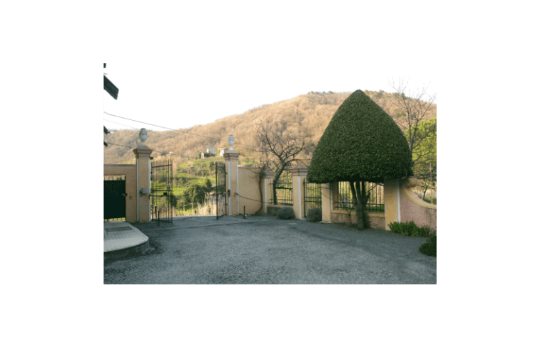 giardino centro anziani