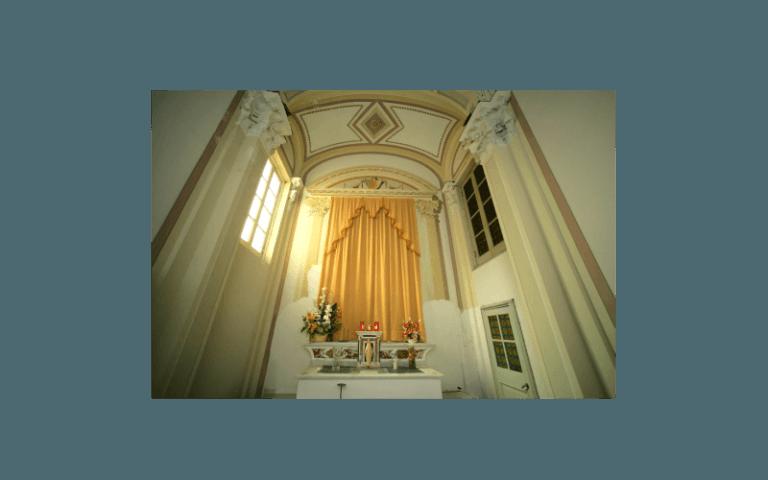 cappella centro anziani