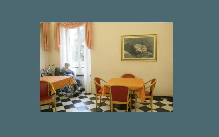 casa di riposo anziani