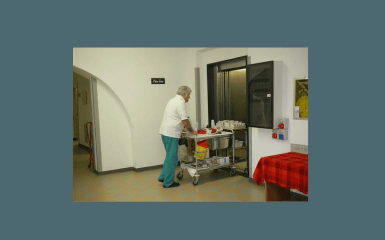 residenze sanitarie per anziani