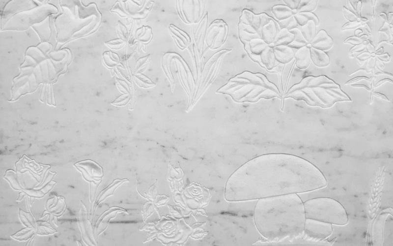 disegno inciso du pietra