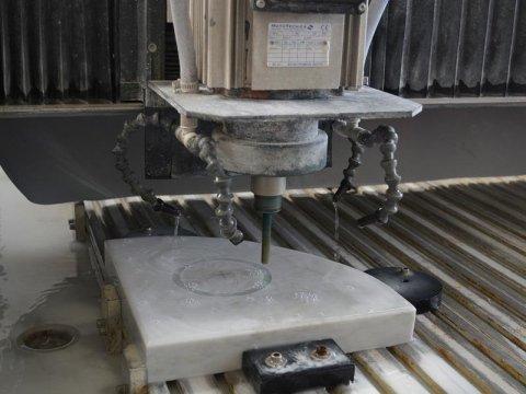 macchina lavorazione marmo