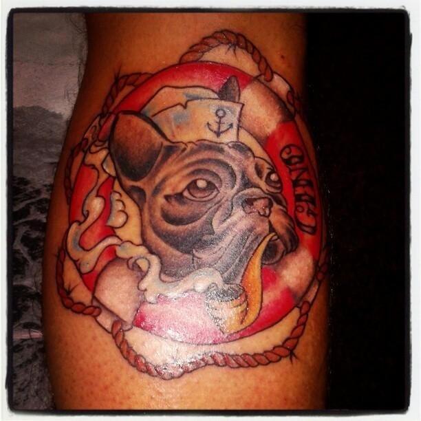 tatuaggio GINO