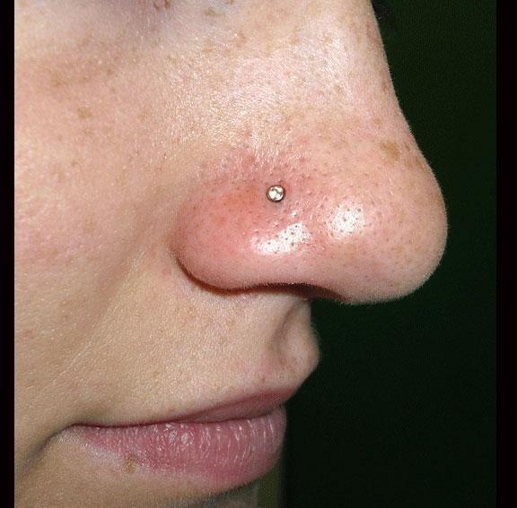 piercing naso