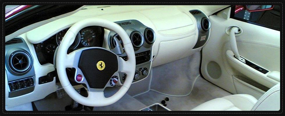 tappezzeria auto Bergamo
