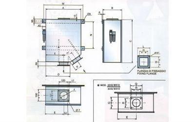 impianto separazione metalli