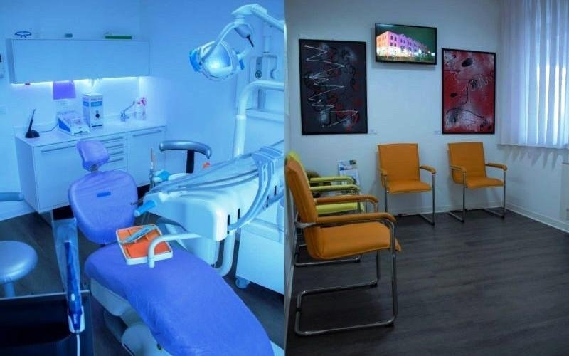 attrezzature  studio dentistico