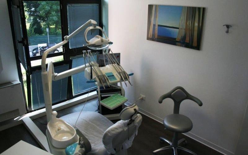 postazione lavoro dentista
