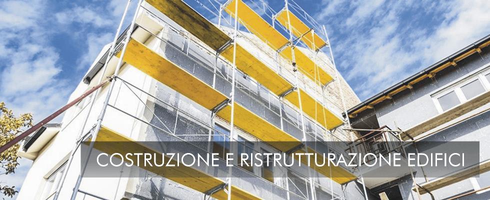 Costruzioni ristrutturazioni civili