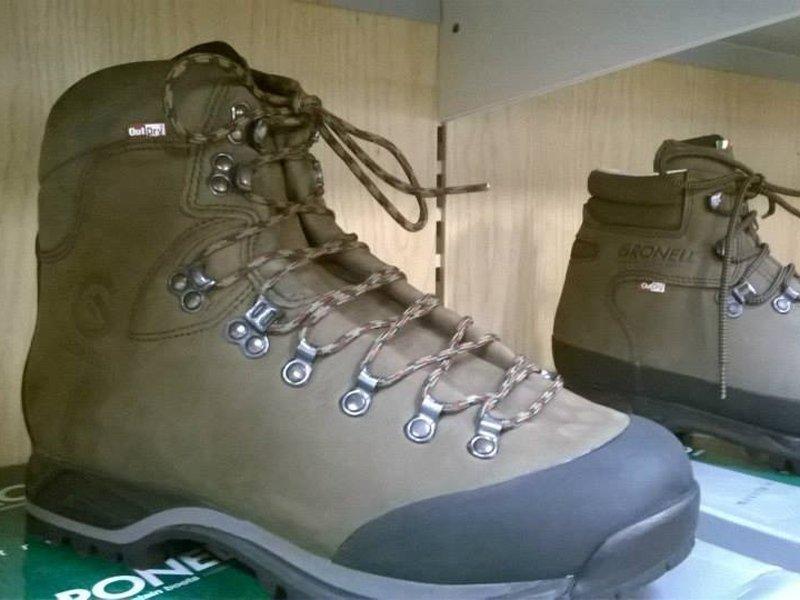 calzature da montagna
