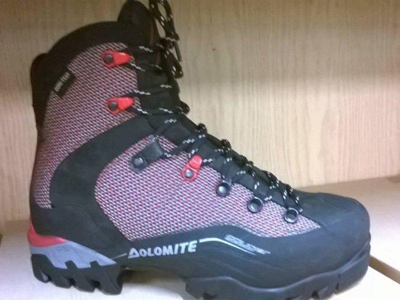 calzature per trekking