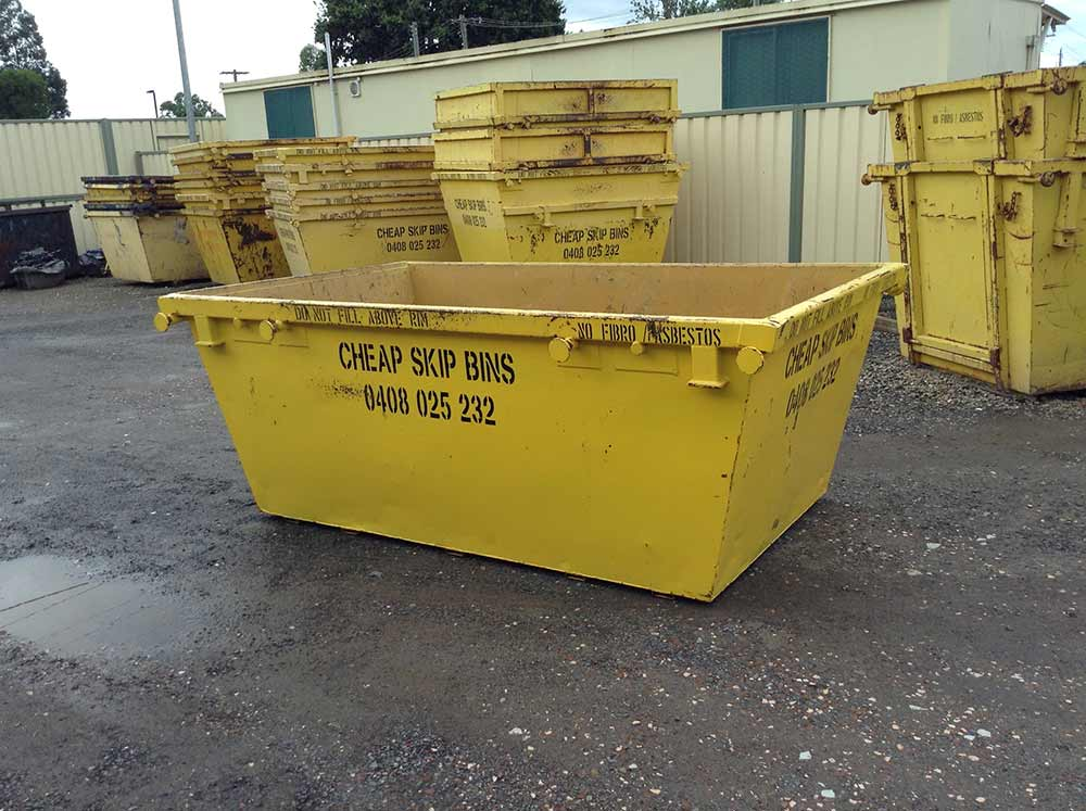 cheap skip bins