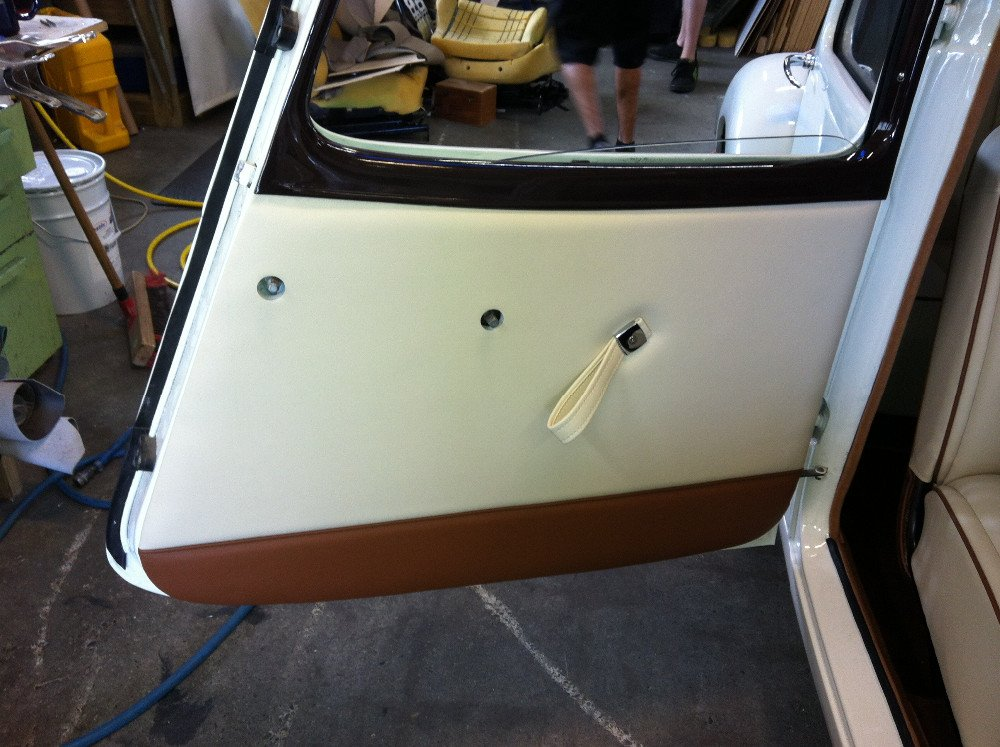 Vehicle interiors service - after