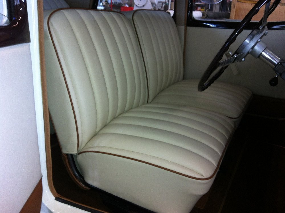 Car interiors service - after