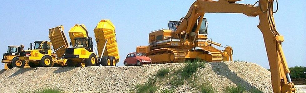 Officina Frassoni - noleggio macchine movimento terra