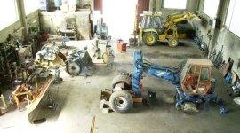 muletti, rimessa macchinari, ricambi originali per macchine edili