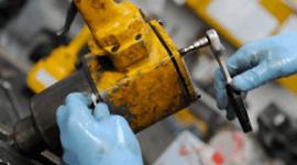 servizio di riparazione, sopralluoghi, riparazione pale