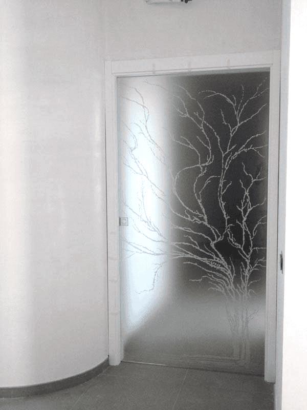 porta a scomparsa