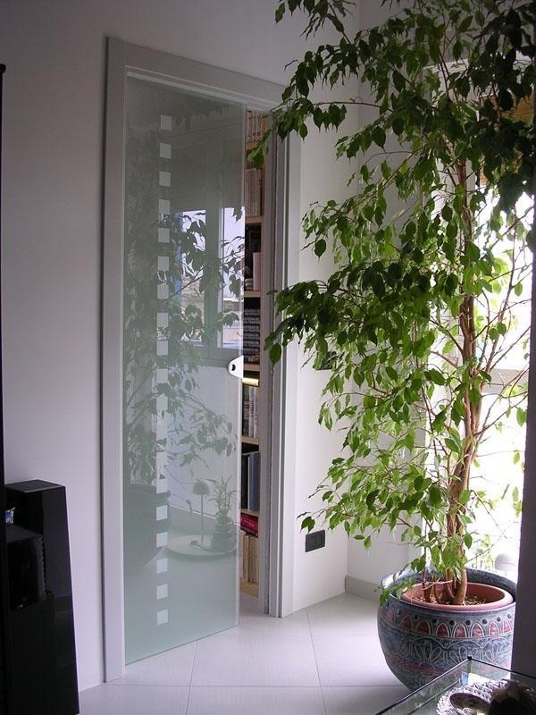 porta da interno a scomparsa
