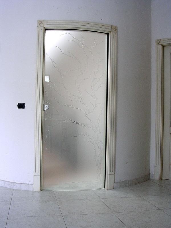 porta curva