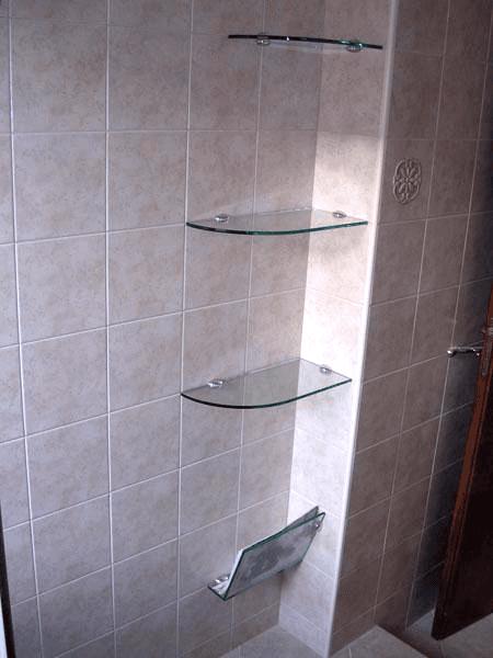 Mensole bagno
