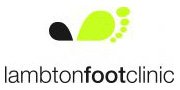 lambton foot clinic business logo