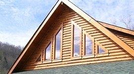 telaio infisso legno