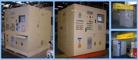 Impianti CNC