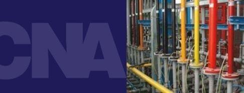 CNA logo e sistemi per verniciare