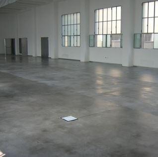 pavimento in resina