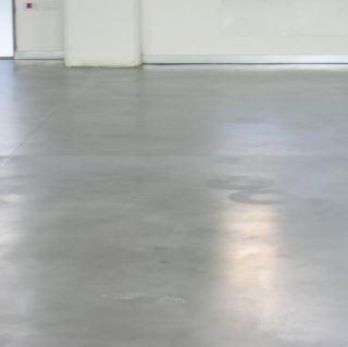 pavimento in resina ad uso residenziale