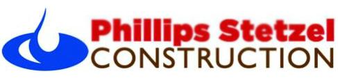 Phillips Stetzel Construction logo