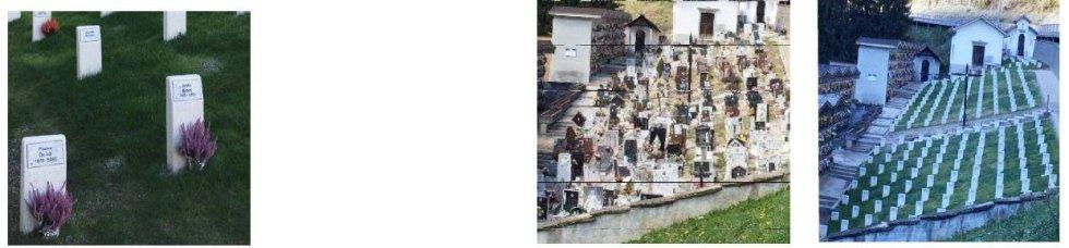 Esempio lavori cimiteriali