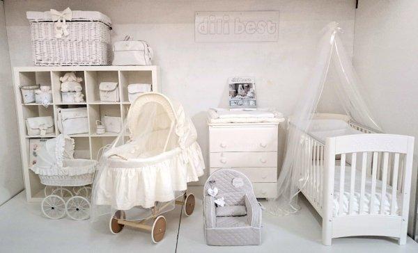 Camerette complete per neonato Arezzo